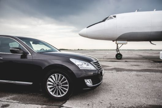 Airport Transfer Get Driven